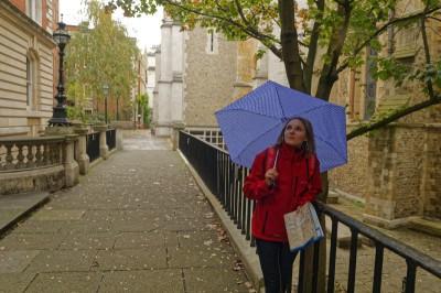 Visiter Londres sous la pluie