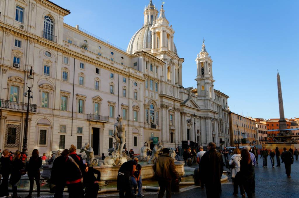 Rome : Piazza Navona