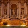 Rome- Fontaine de Trevi