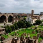 Forum romain et Coliseé