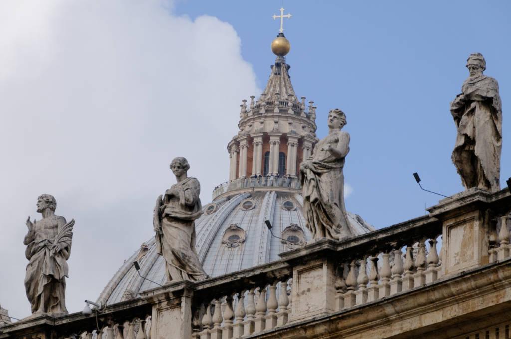 Basilique Saint Pierre de Rome - Vatican