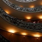 Escaliers du Vatican