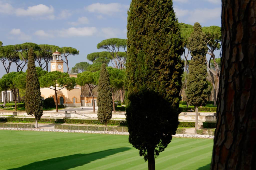 Parc et Villa Borghèse