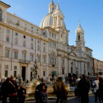 Place Navone à Rome