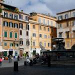 Place Santa Maria Trastevere