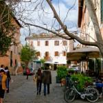 Quartier du Trastevere à Rome