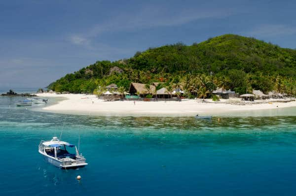 Croisière découverte des îles Fidji