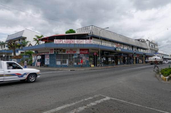 Ville de Nadi aux îles Fidji