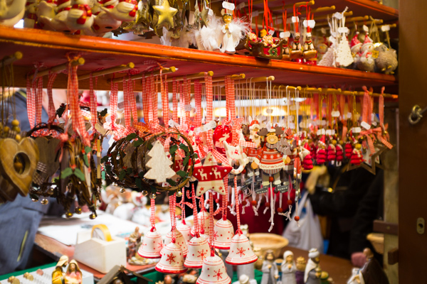 Décorations de Noël, Marché de Noël de Colmar