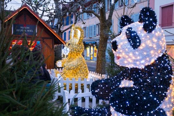 Galerie photo marché de Noël de Montbéliard