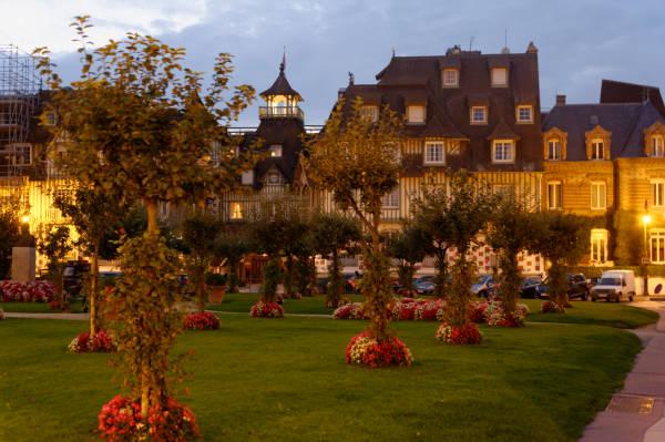 Hôtel Normandy-Deauville