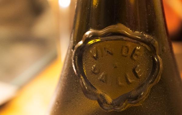 Vin du Jura : le vin de paille