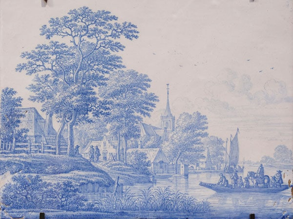 Faïence de Delft