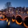 Les canaux d'Amsterdam : Reguliersgracht,