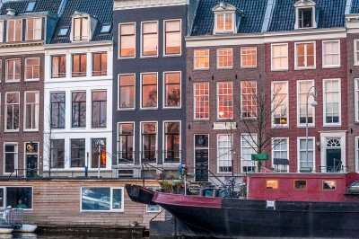 Amsterdam : Balade le long des canaux