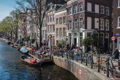 Visiter Amsterdam : le Jordaan