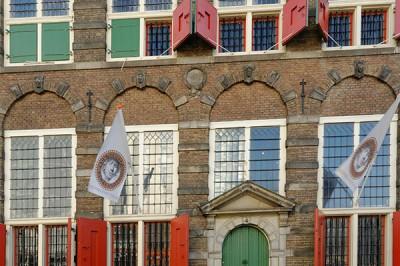 Maison de Rembrandt à Amsterdam