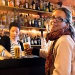Café brun à Amsterdam