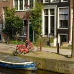 Canal d'Amsterdam
