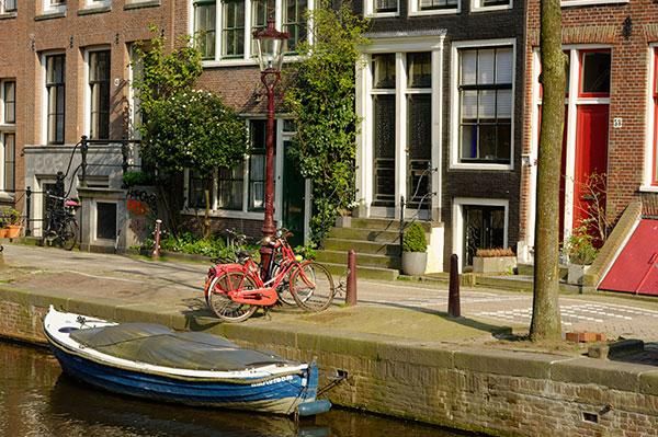 Nieuwmarkt et la Maison de Rembrandt