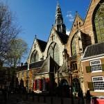 Amsterdam : oude kerk