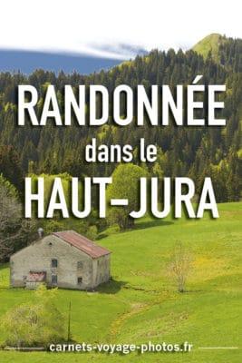 Randonnée Haut-Jura