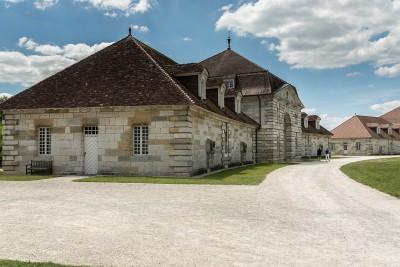 Saline Royale d'Arc et Senans