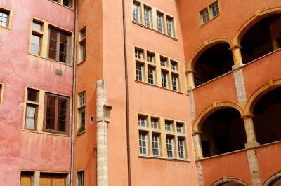 Vieux Lyon : Maison des Avocats