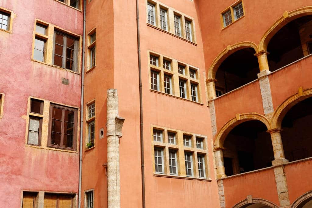 Visite du vieux Lyon et des traboules