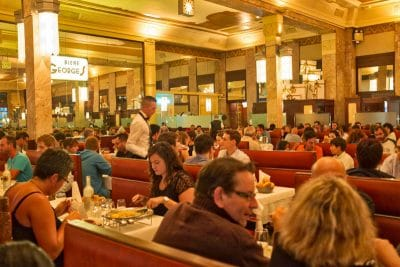 Brasserie Georges à Lyon