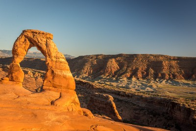 Arches National Park : Delicate Arch