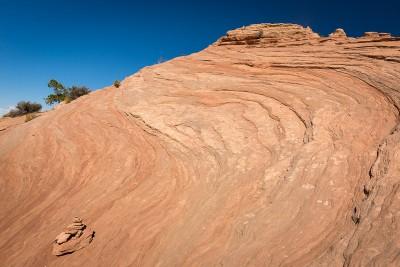 Canyonlands National Park : Aztec Butte