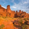 Autour de Moab : Fisher Towers