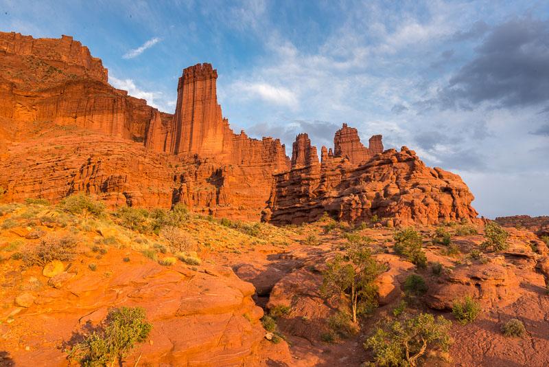 Autour de Moab : en dehors des sentiers (trop) battus