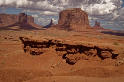 Monument Valley : John Ford Point