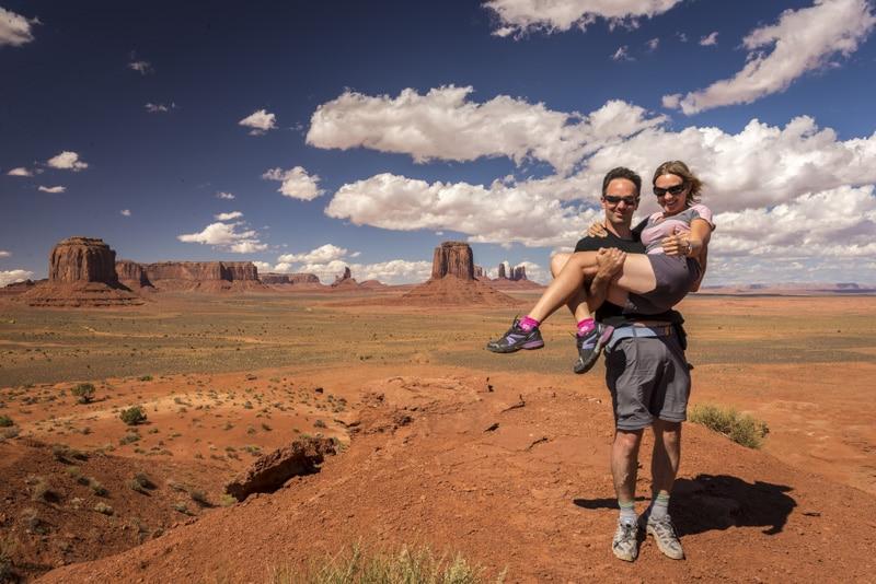 Une légende (lucrative) du cinéma : Monument Valley
