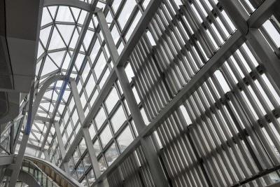 musée des confluences : Architecture moderne