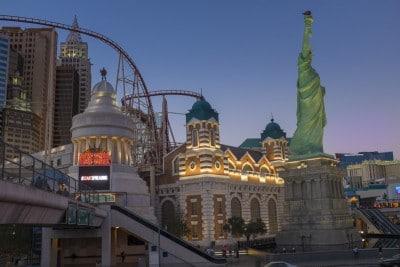 Casino Las Vegas : New York New York