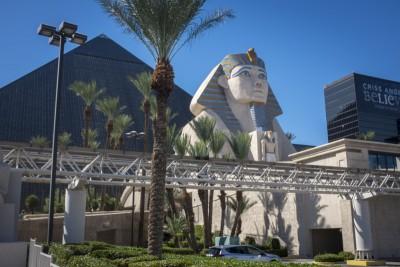 Casino Las Vegas : Le Luxor