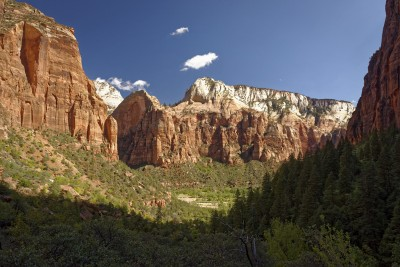 Zion National Park : Emerald Pools Trails