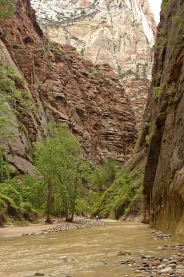 Zion National Park Riverside Walk