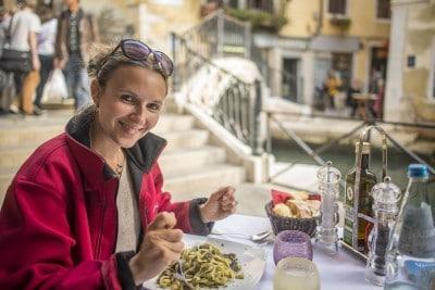 Restaurant à Venise : Trattoria Al Ponte del Megio