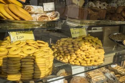 Biscuits typiques de Venise : les buranelli