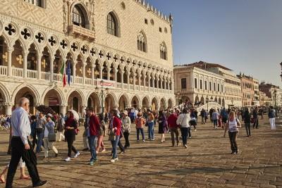 Venise : Palais des Doges