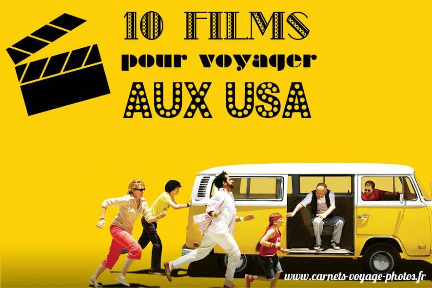10 films pour voyager aux Etats Unis