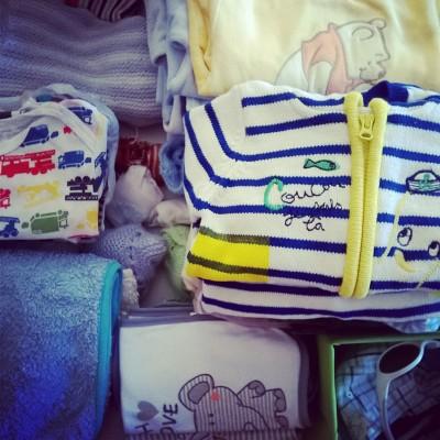 voyager avec bébé : quel matériel emporter