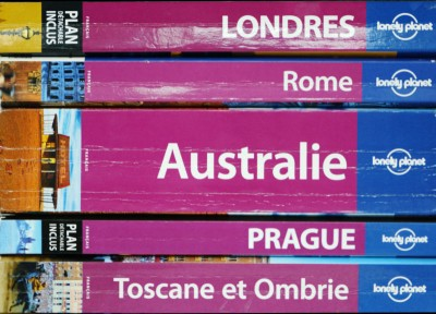 le Guide de voyage Lonely Planet