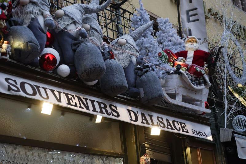 Marché de Noël d'Alsace