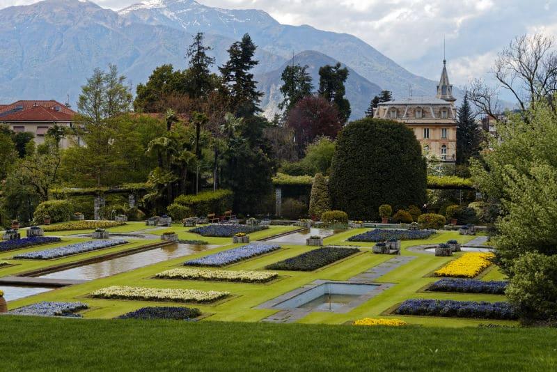 Lac Majeur : visite de la Villa Taranto et de ses jardins