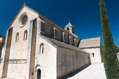 Itinéraire dans le Lubéron : Abbaye de Sénanque